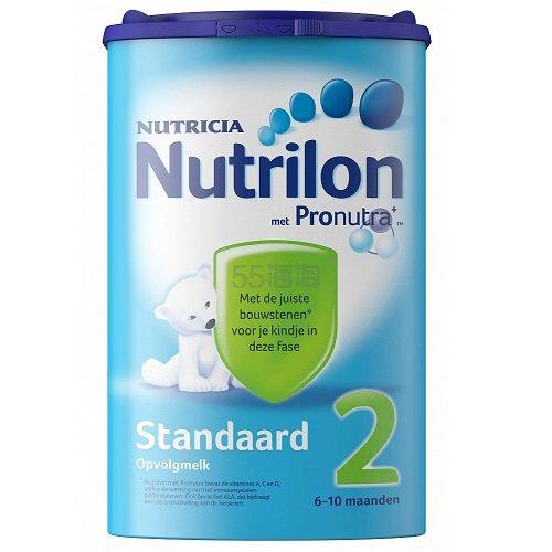 Nutrilon 荷兰牛栏婴幼儿奶粉 2段 6-10个月 13.99欧(约108元)
