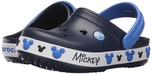 17年新款:Crocs 卡洛驰 迪士尼款洞洞鞋 粉蓝两色选 折后3582日元(约215元)