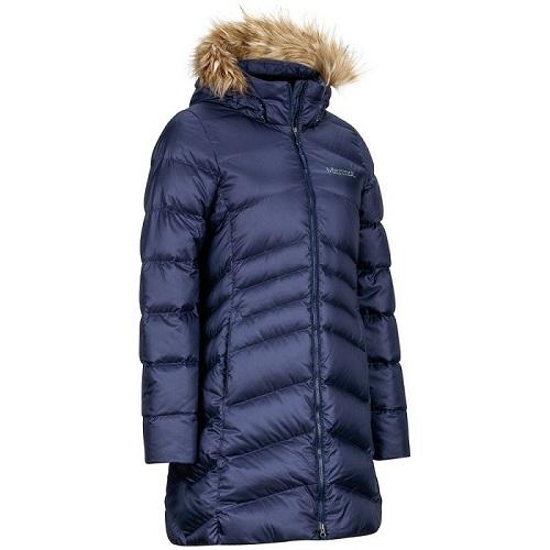 Marmot 土拨鼠 Montreal 700蓬 女款中长款羽绒服 9.63(约1084元)