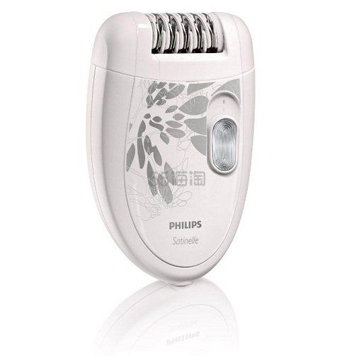 PHILIPS 飞利浦 HP6401 Satinelle 女士电动剃毛器 $22.99(约160元)