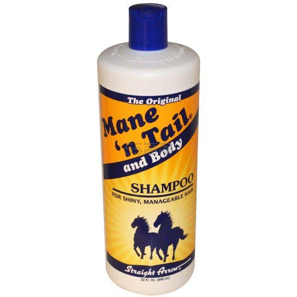 Mane'n Tail 箭牌 经典洗发水 946ml .51(约47元)