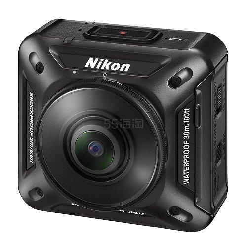 【亚马逊海外购】Nikon 尼康 防水钥动KeyMission 360 运动相机 到手价4712元