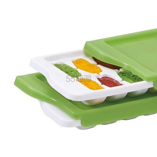 亚马逊畅销!【中亚Prime会员】OXO 奥秀 婴儿辅食14格保鲜冷冻盒 到手价43元