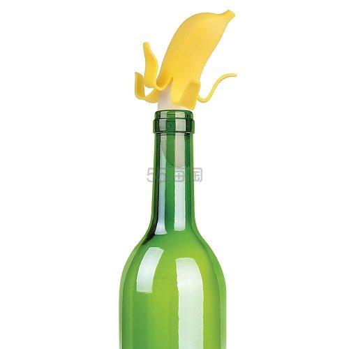【中亚Prime会员】Fred and Friends 发怒的公鸡红酒瓶塞 到手价62元