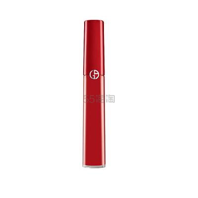 【55海淘节】免费刻字!Giorgio Armani 臻致丝绒哑光唇釉 (约275元)