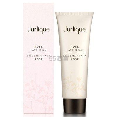 【55海淘节】8折!Jurlique 茱莉蔻 玫瑰护手霜 40ml (约145元)