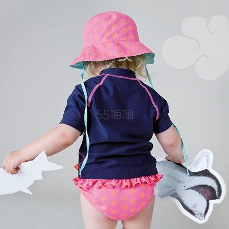 【55海淘节】德国品牌,直邮!Lässig 游泳用尿布裤 女孩款 10.04欧(约76元)