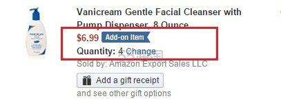 【美亚直邮】Vanicream 氨基酸无皂基泡沫洁面乳 237ml $6.99(约51元)