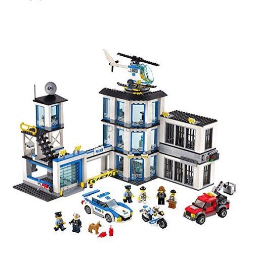 【美亚自营】LEGO City 乐高城市系列警察总局 60141 .99(约608元)