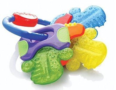 【美亚直邮】Nuby 努比 宝宝乳牙磨牙胶冰咬牙器 $3.99(约29元)