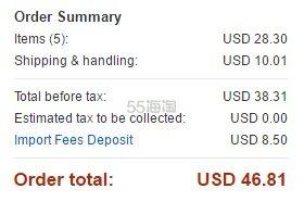 【美亚直邮】Munchkin 满趣健 婴儿防水机洗隔尿垫 3个装 $5.66(约41元)