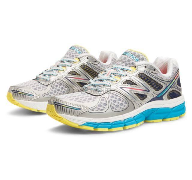 3.5折!New Balance M860V4 男/女款 次顶级 支撑系跑鞋 $40(约290元)