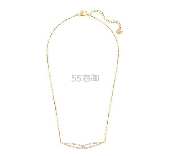 【5折!】Swarovski 施华洛世奇 Creativity 水晶项链 $62.5(约453元)
