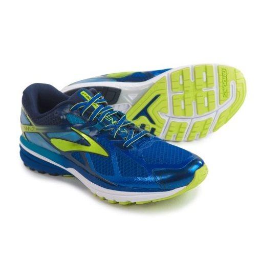 【历史新低价!】Brooks 布鲁克斯 Ravenna 7 男子次顶级指导系跑鞋 $49.99(约362元)