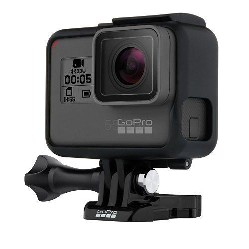 【中亚Prime会员】上天下海无所不能:GoPro Wearable 相机 HERO5 到手价3078元