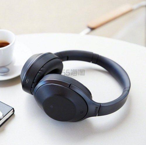 【中亚Prime会员】SONY 索尼 MDR-1000X 无线降噪头戴式带麦耳机 Bluetooth/LDAC/NFC 到手价2749元