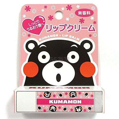 【中亚Prime会员】KUMAMON 熊本部长 润唇膏 凑单到手价50元