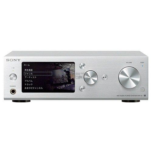 【中亚Prime会员】SONY 索尼 硬盘音频播放器 HAP-S1 HAP-S1 SM 到手价5647元