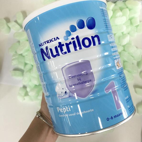 【5姐晒单】对奶粉过敏宝宝的福音——Nutrilon牛栏深度全水解低敏奶粉荷兰直邮