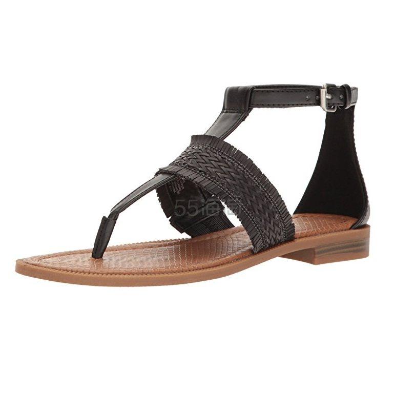 【美亚自营】Nine West 玖熙 Gabis 女士平底夹趾凉鞋 .99(约217元)