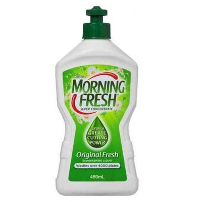 Morning Fresh 超级浓缩多功能餐具水果蔬洗洁精 450ml AU.85(约21元)