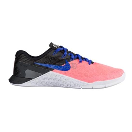 健身的你不能错过 Nike 耐克 Metcon 3 女士运动鞋 $97.74(约708元)