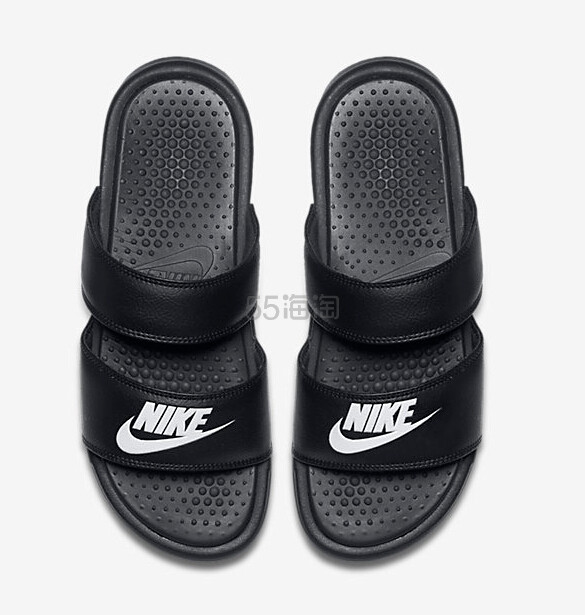 【爆款澡堂拖包邮!】NIKE Benassi Duo Ultra Slide 时尚女子拖鞋 259元