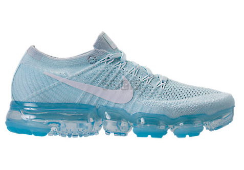 蓝色码全 Nike 耐克  Air Vapormax Flyknit 女士运动跑鞋 $190(约1376元)