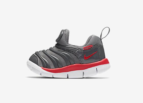 【包邮!】Nike 耐克 DYNAMO FREE (TD) 毛毛虫小童鞋 279元