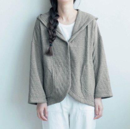 Belle Maison 千趣会 100%棉 羽织外套 1792日元(约108元)