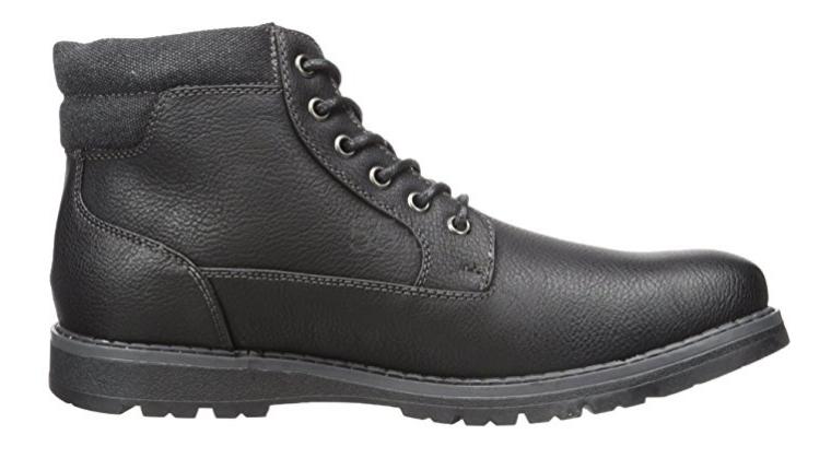 【美亚直邮】Kenneth Cole Unlisted Chukka 男士高帮鞋 .7(约150元)