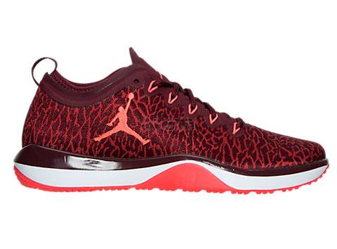 全能鞋款 Air Jordan 乔丹 Trainer 1 男士低帮篮球鞋 红色 $69.98(约507元)