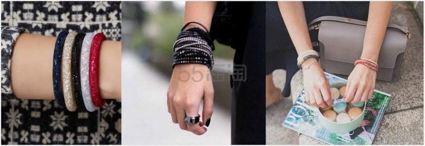 【夏季大促!】Swarovski 官网:精选施华洛世奇精美手链、手镯 低至5折