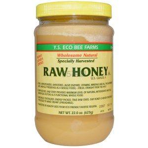 满¥300减¥20+包邮中国!YS Eco Bee Farms 有机蜂蜜623g  .78(约56元)
