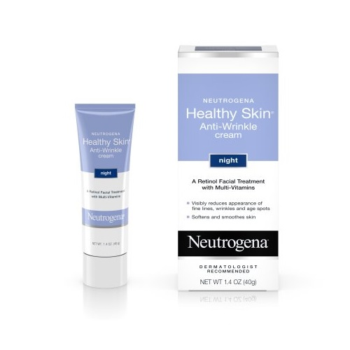 Neutrogena 露得清 Anti-Wrinkle A醇夜用乳液 .72(约85元)