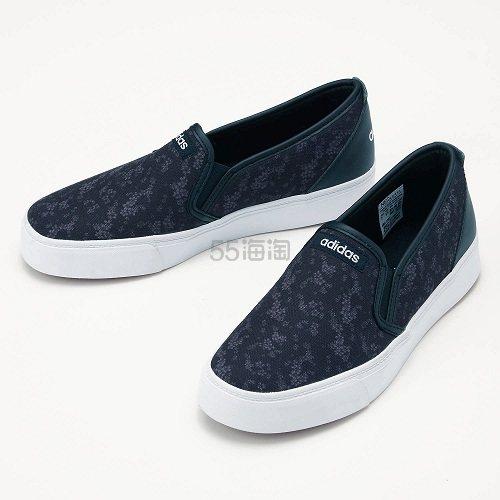 adidas neo 一脚蹬懒人鞋 3142日元(约189元)