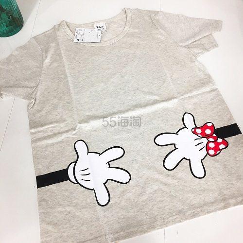 【5姐晒单】Belle Maison 千趣会 特别版 迪士尼 高品质100%天竺棉亲子T恤——海运到手20天