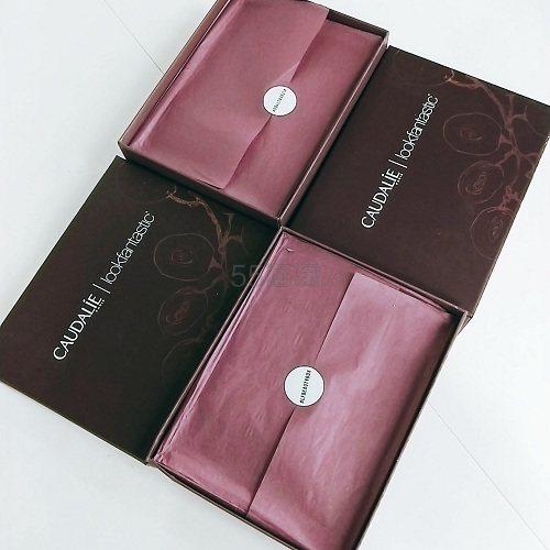 【5姐晒单】Caudalie X Lookfantastic的美妆盒你们买了吗?反正5姐的已经到手了~