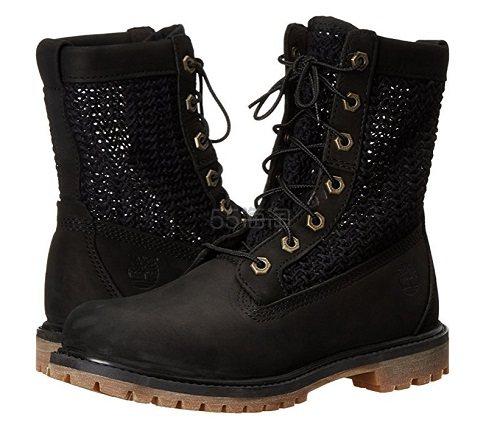 【美亚直邮】Timberland 添柏岚 Open Weave 复古女靴 .99(约398元)