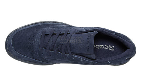Reebok 锐步 Club C 85 男士复古网球鞋 藏蓝色 $39.98(约290元)