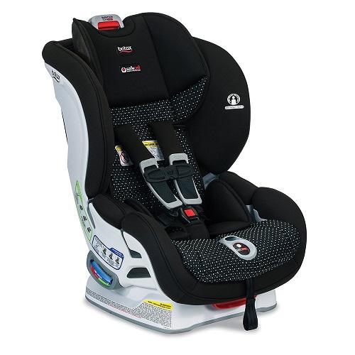 【美亚自营】Britax 百代适 Marathon ClickTight ARB 防反弹双向汽车安全座椅 $229(约1659元)