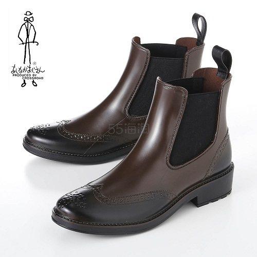 日本长腿叔叔 切尔西复古雨靴 5972日元(约358元)