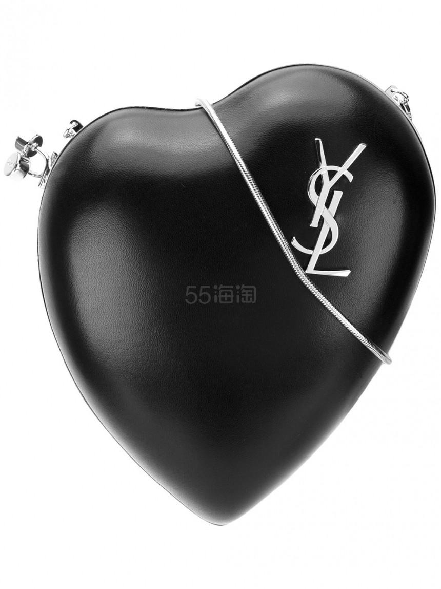 【明星同款】杨幂同款的 YSL 心型链条包,让你甜美一整个夏天!90(约12719元)