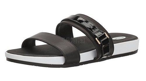 【美亚直邮】Dr. Scholl's 爽健 Natalia 女士双绑带拖鞋 $22.29(约161元)