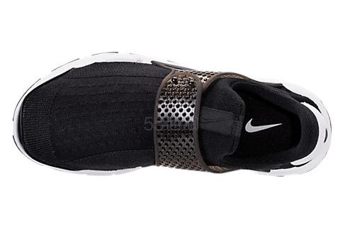 成人款史低价 Nike 耐克 Sock Dart 男士跑鞋 黑白 $59.98(约434元)