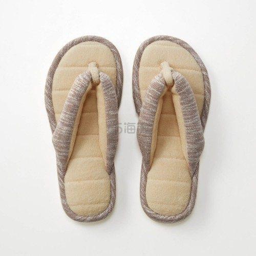 Belle Maison 千趣会 大人的可爱感 低反发柔软拖鞋 990日元(约59元)