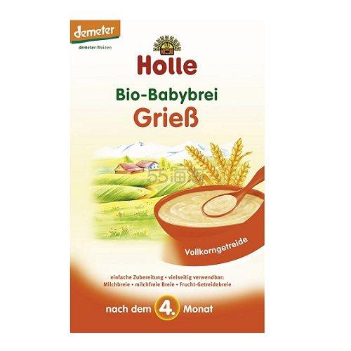 德国直邮!Holle 泓乐有机婴儿谷物米粉米糊 250g 2.53欧(约20元)