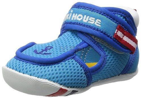 【中亚Prime会员】MIKIHOUSE 宝宝学步网面透气包脚凉鞋 到手价537元