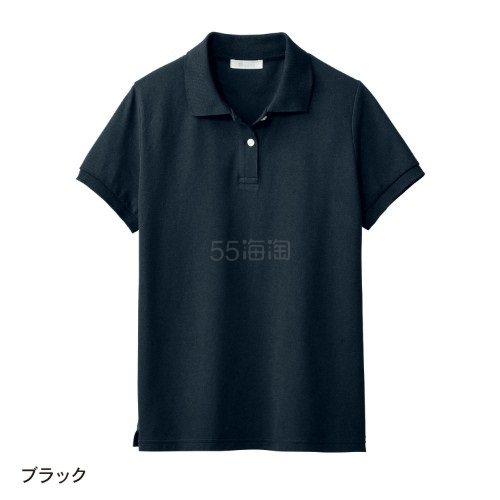超低价:Belle Maison 千趣会 吸汗速干女款POLO衫 1090日元(约65元)