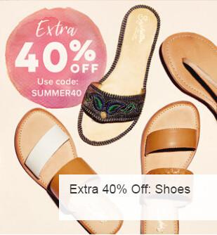 Gilt:精选夏日服饰、鞋包、配饰等 低至5折 + 额外6折